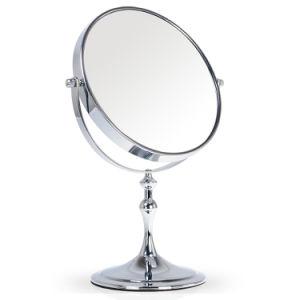 Salle de bains meubles encadrée en métal double face de la Coiffure miroir de maquillage