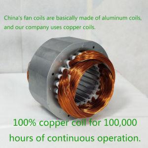 250W-1500W de industriële Elektrische Ventilator van de Ventilator van de Ventilatie van de AsStroom van de Hoge Snelheid