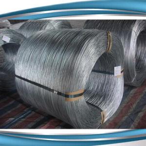 Filo di acciaio galvanizzato differente del collegare obbligatorio di spessore