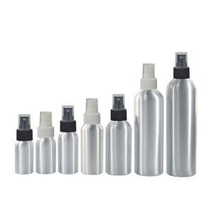 Commerce de gros prix d'usine 15ml 30ml 50ml 60ml 100ml Bouteille De Parfum Vaporisateur de brume en aluminium avec bouchon