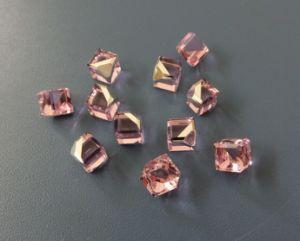 Parels van de Diamant van Strass van de Stenen van het Kristal van de kubus de Buitensporige