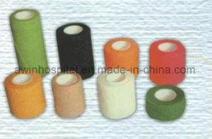 Multi auto-adhésif de bandage coloré