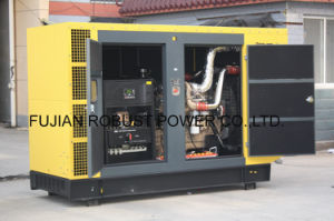 Gleichstrom-Luft abgekühltes Dieselgenerator-Set