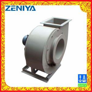 Exaustor centrífugo para ventilação Industrial