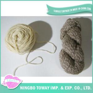 100% Coton Cross Stitch Eco-Friendly Fil de laine à tricoter Fils