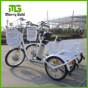 Bici Elettrica Del Triciclo Del Carico 250w Della Rotella Senza