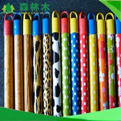 spazzola di legno di /Plain del bastone di legno naturale della scopa 110X2.2/120X2.2/120X2.5/150X2.5/manico per scope di legno naturale