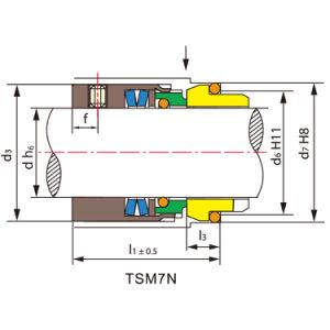 Burgmann M7n (mechanische DichtungTs M7n