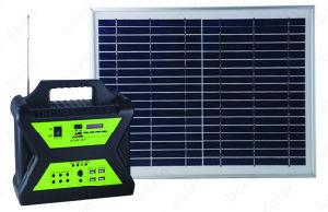 20W de Energia Solar Portátil gerador de energia para Home