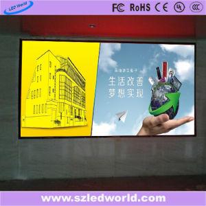 Для использования внутри помещений P4 Тонкий светодиодный индикатор электронная цифровая реклама на щитах 768X768 (CE)