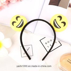 Kind-Geschenk reizendes Emoji Stirnband