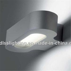 Modernes italienisches Entwurfs-Aluminium und Acrylwand-Lampe