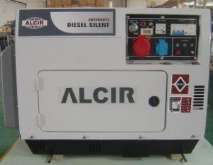 Тепловозный генератор (ADE5800t3)