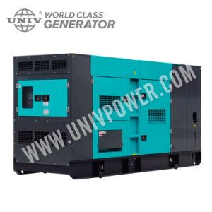 O Japão Design Denyo Motor 250kVA super insonorizada Grupo Gerador Diesel