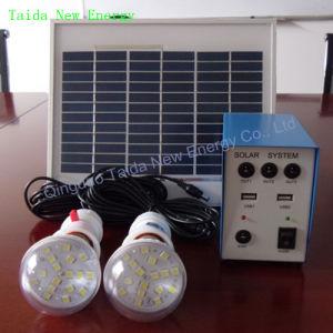 Sonnenenergie-Generator-Sonnensystem