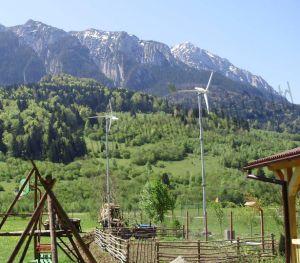 De Turbine van de wind (wh-500)