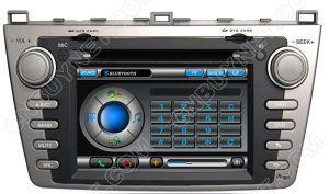 Nuovo lettore DVD di navigazione di Mazda 6 GPS (2009, 2010, 2011, 2012)