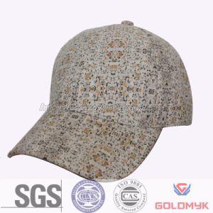 6つのパネルの野球帽、綿の帽子(GKA01-B00035)