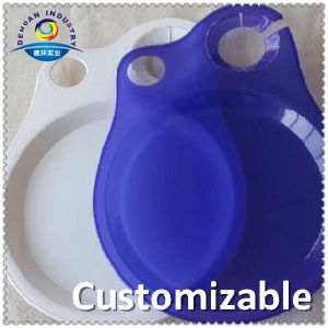 Fournisseur de la plaque d'aliments en plastique standard