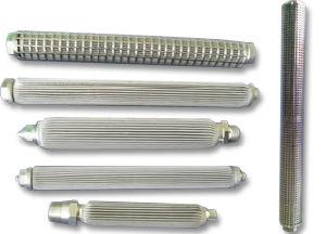 焼結させたステンレス鋼の濾材(RLX)