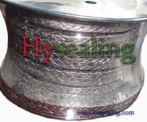 Versterkte GrafietVerpakking met Draad Inconel (hy-S220W)