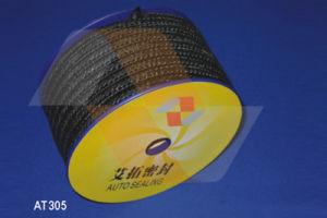 Trenzado de grafito expandido con fibra de carbono embalaje (A305)