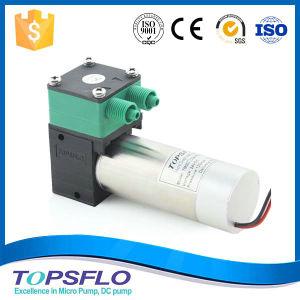 Micro sin escobillas de diafragma de 12V 24V DC el aire ambiente de la bomba de analizador