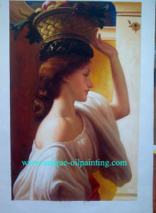 Olieverfschilderij, Klassiek Olieverfschilderij, het Olieverfschilderij van Mensen