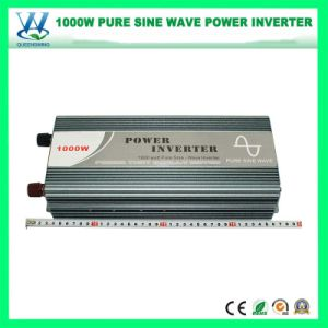 1000W Sistema Solar onda senoidal pura Inversor de Energia (QW-P1000)