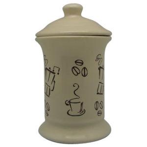 De ceramische Kruik van de Koffie van de Container van de Opslag van de Thee