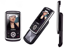 Color Screen Slide Mobile Phone(CL308)