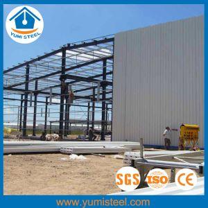 Edificios con estructura de acero prefabricada personalizada para almacén o taller