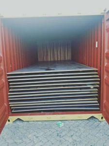 La Chine usine Usine (ASTM A36, SS400, S235, S355, ST37, ST52, Q235B, Q345b) laminés à chaud de la plaque en acier au carbone Ms doux pour les matériaux de construction et de la construction