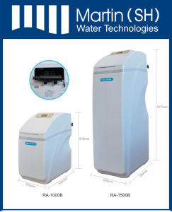 Кабинет дома Softner воды с различным дизайном
