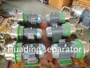 Центробежный насос из сепаратора Huading заслонки смешения воздушных потоков