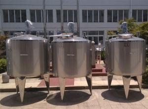 Veste de chauffage électrique à vapeur Réservoir Réservoir gainé de chauffage du réservoir