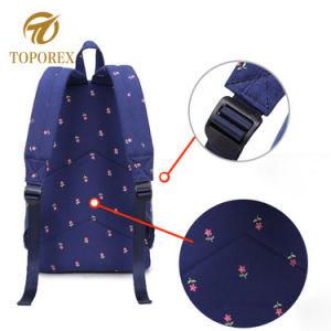 大学学校の防水キャンバスのスポーツ袋旅行肩の余暇のバックパック