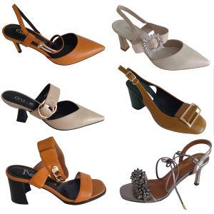 Custom Godd Rhinestone sandale de bijoux en métal Shoe Clip à l'ornement