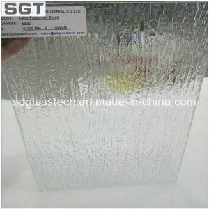 Nashiji는 ISO9001 & En12150를 가진 분명히 장식무늬가 든 유리 제품을 착색했다