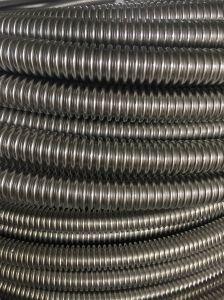 Tubo flessibile anulare personalizzato dell'acciaio inossidabile