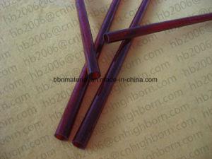 Baiboのオゾン発電機のための赤い水晶ガラス管