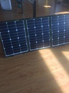 Sunpower Panel solar plegable 200W para el Camping