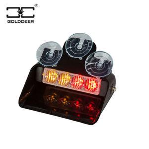 Luz estroboscópica LED Luz Visor de advertencia para el coche