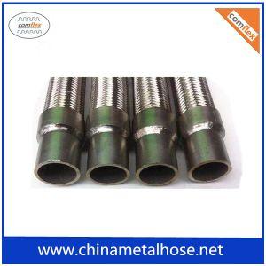 Tubo flessibile ondulato anulare ad alta pressione del metallo flessibile con i montaggi