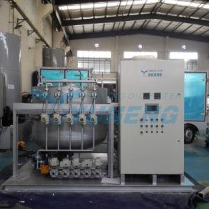 Aditivos para óleo lubrificante e máquina de mistura