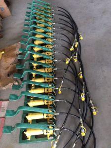 700 Bar pédale hydraulique pompe (PCP-800-1)