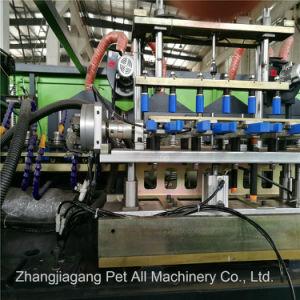 Totalmente automático de alta velocidad estiramiento máquina de soplado de botellas PET