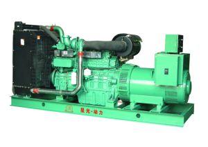 100 квт/125Ква Бесшумный Yuchai электрический генератор дизельного двигателя (YC6B155L-D21)