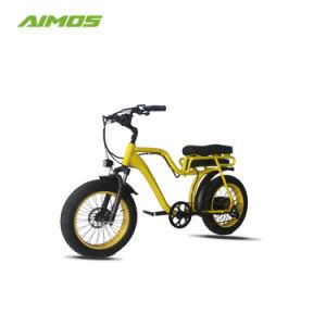 Ahorro de energía competitiva bicicleta eléctrica con pantalla LED