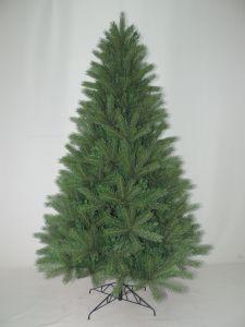 7' PE/PVC искусственного рождественские украшения дома подарок дерева
